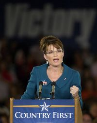 Sarah+Palin+Campaigns+Raleigh