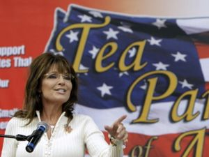 Palin Tea Party